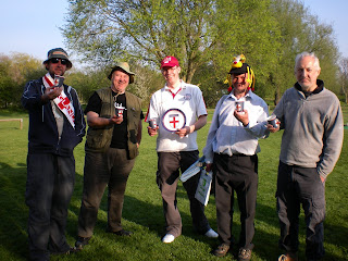 Photo: The St George's Day Classic Team Champions - England 'A'