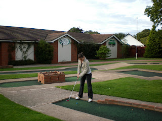 Minigolf in Dorridge