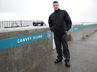 Richard Gottfried on Canvey Island