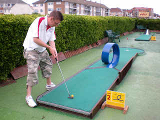 Mini Golf in Clacton-on-Sea