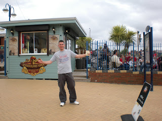 Adventure Golf in Barry Island