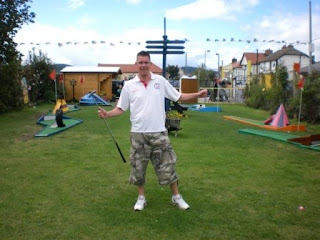 Knightly's Crazy Golf, Towyn