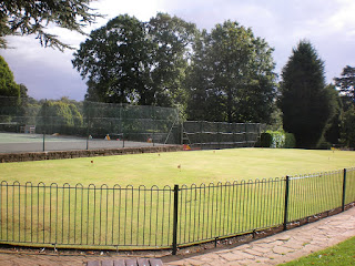 Mini Golf Putting course at Conyngham Hall Grounds in Knaresborough