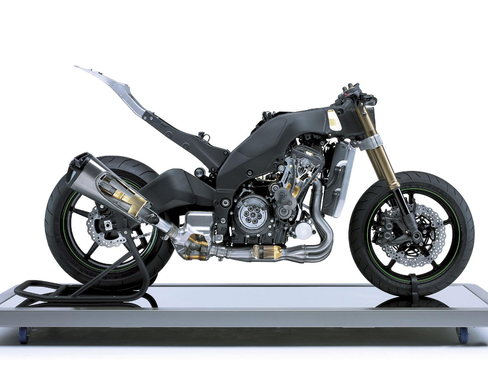 Gambar Motor KAWASAKI Ninja ZX-10R (2008) Specs