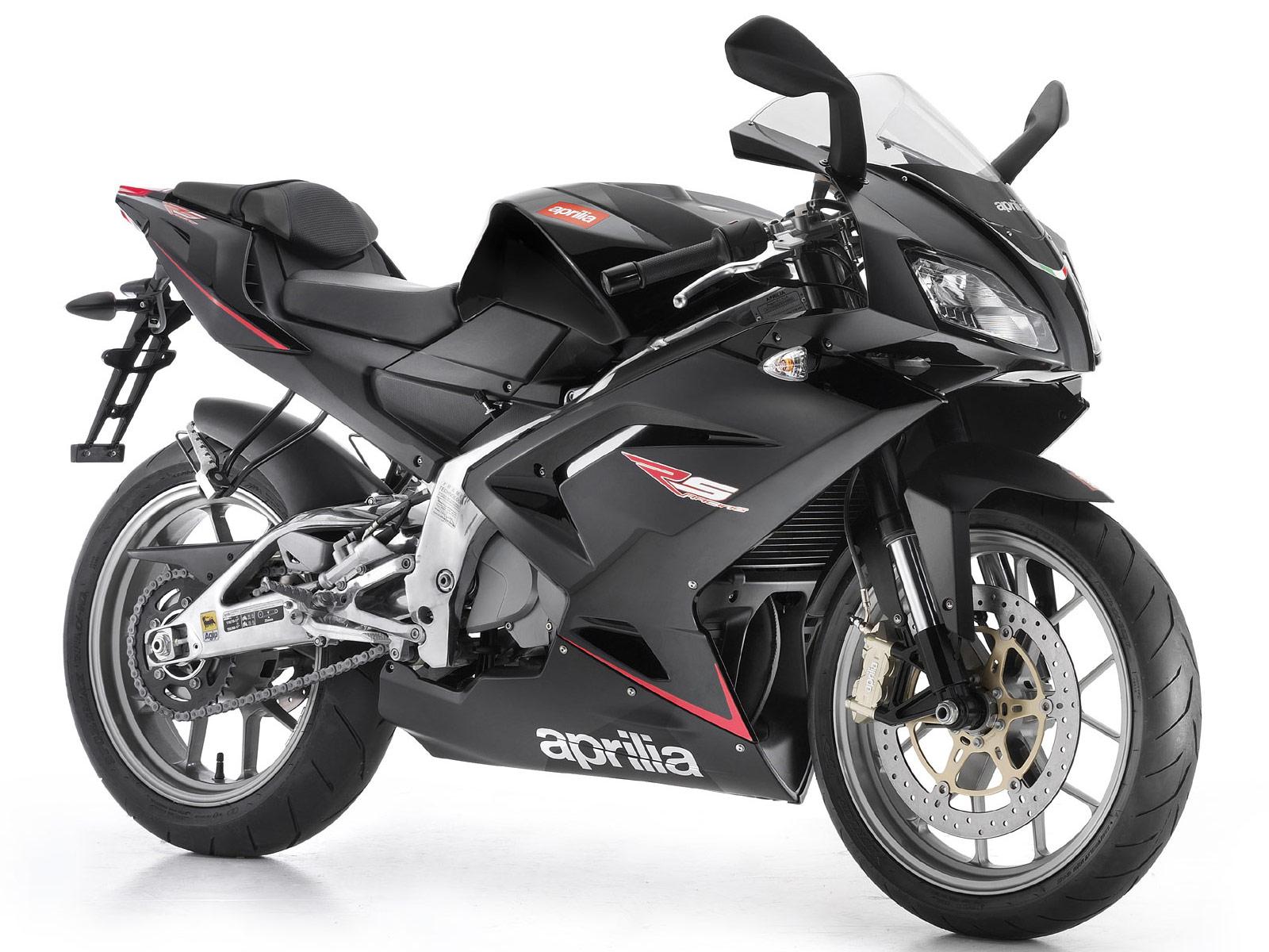 gambar motor APRILIA RS125 2010