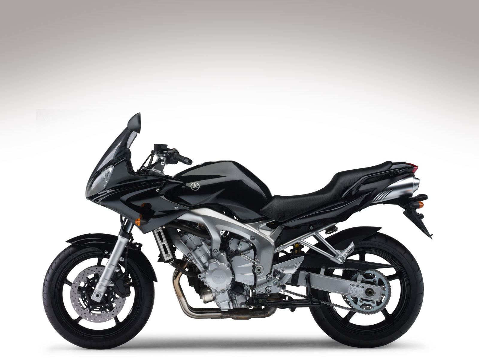 Motorcycles Sport Yamaha Fz6 2007 Gambar Motor