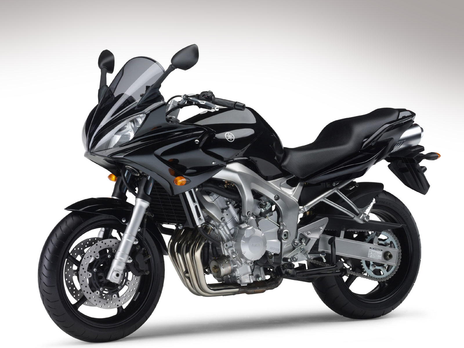 2007 yamaha fz6 review specifications pictures. Black Bedroom Furniture Sets. Home Design Ideas