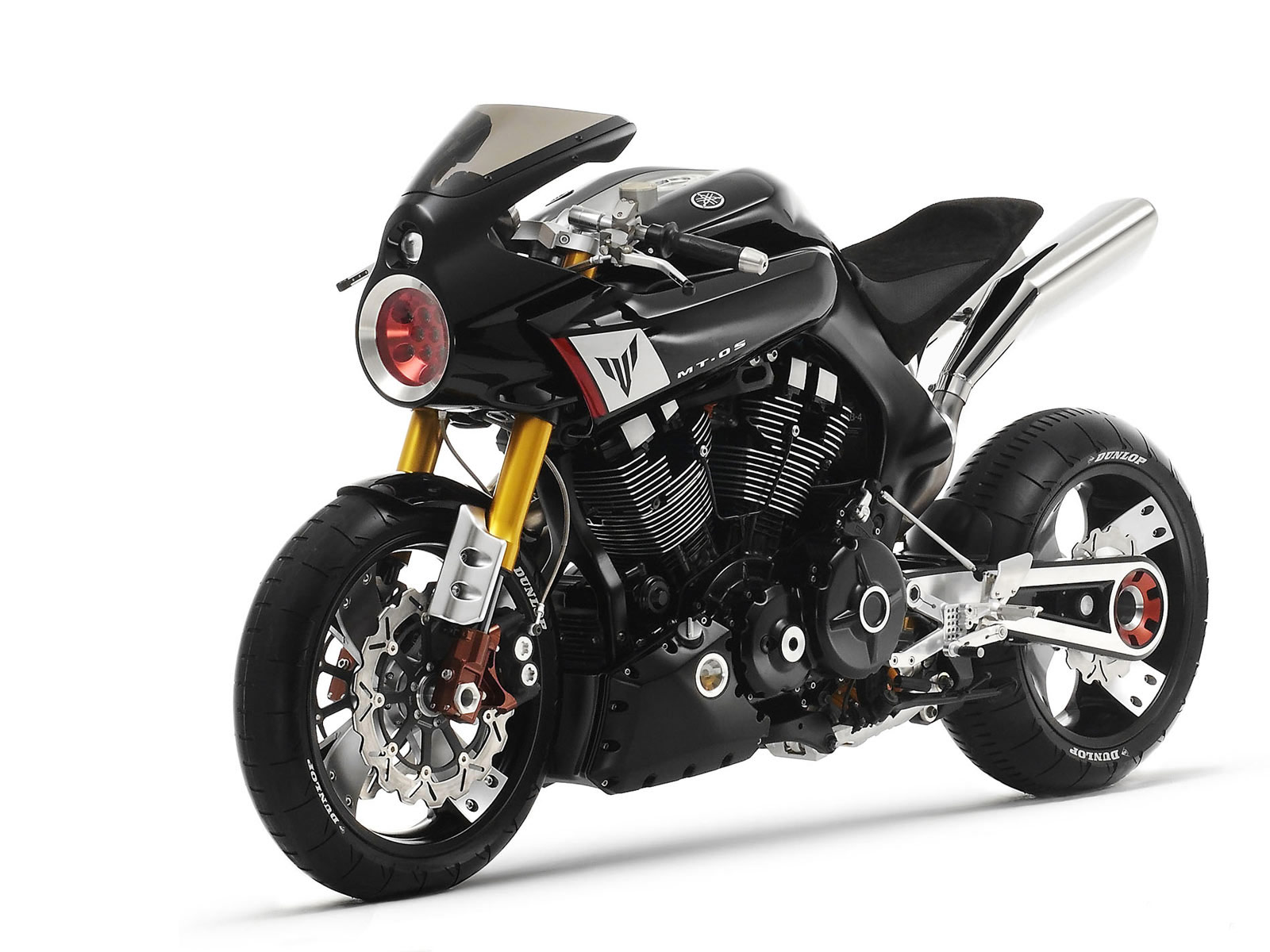 YAMAHA MT-0S Concept Accident Lawyers Information