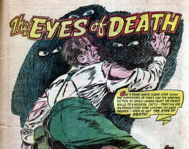 THE HORRORS OF IT ALL: The Eyes of Death