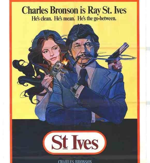 Junta Juleil's Culture Shock: Film Review: ST. IVES (1976 ...
