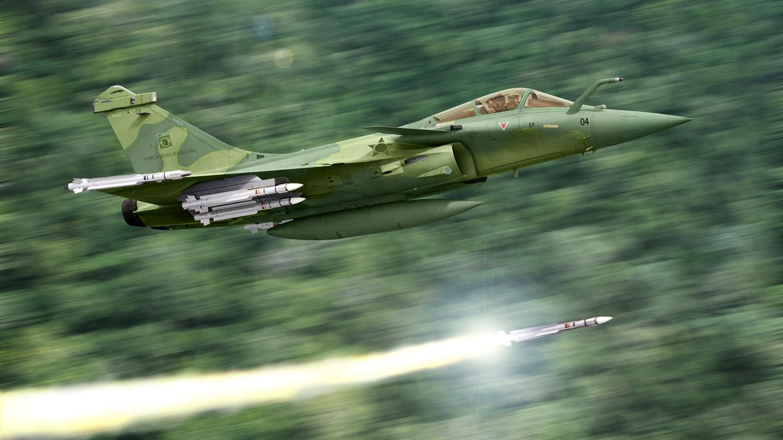 Diecast model Dassault Rafale Jet Fighter Plane From ...