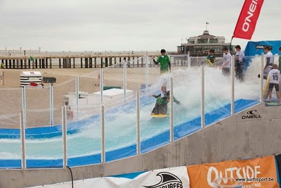 Wavesurfer Blankenberge Surfreport.be