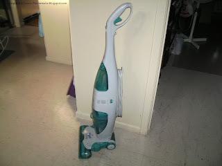 Kitchen Floor Cleaner Kraftmaid Cabinets Floor-a-matic: Update: Hoover Floormate H3000