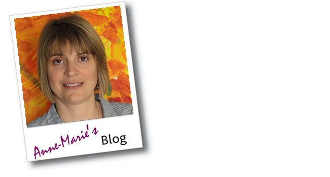 Anne-Marie's Blog: Annemari Ottridge-new Head Of Education