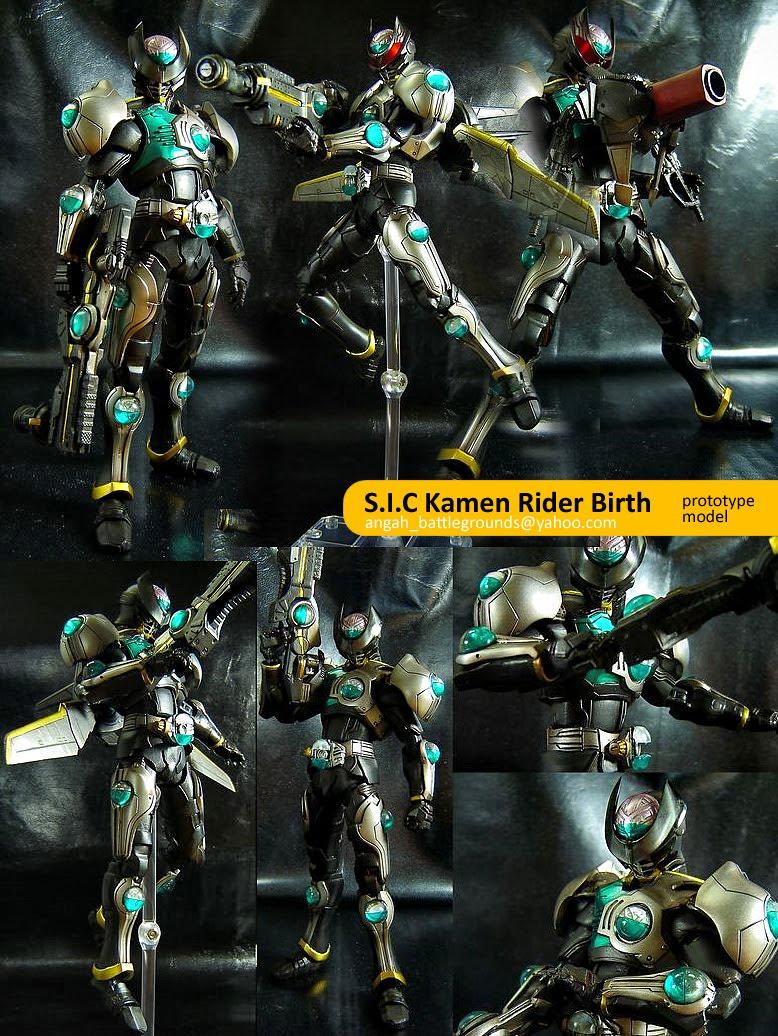 Kamen Rider Decade srt Boxcat