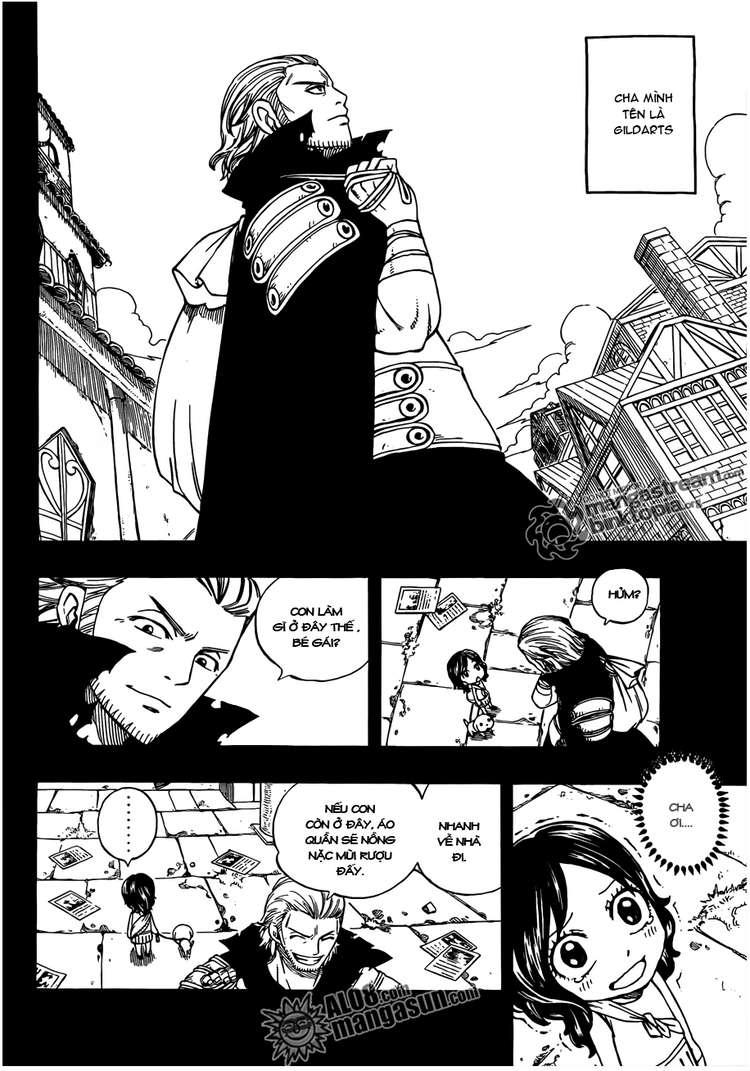 Fairy Tail chap 232 trang 8