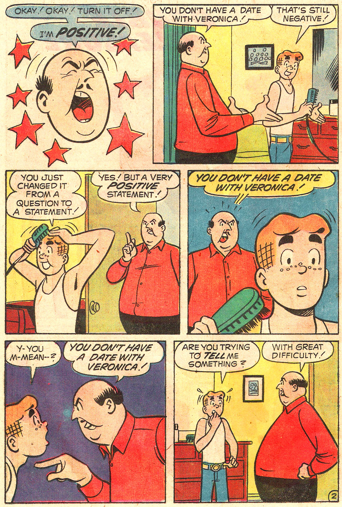 Read online Archie (1960) comic -  Issue #250 - 14