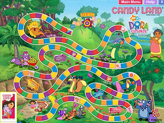 Dora Game