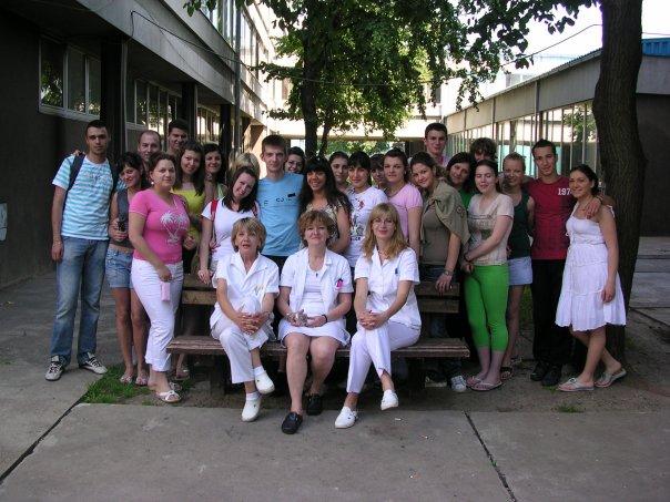 zrenjaninski školski album: 2010