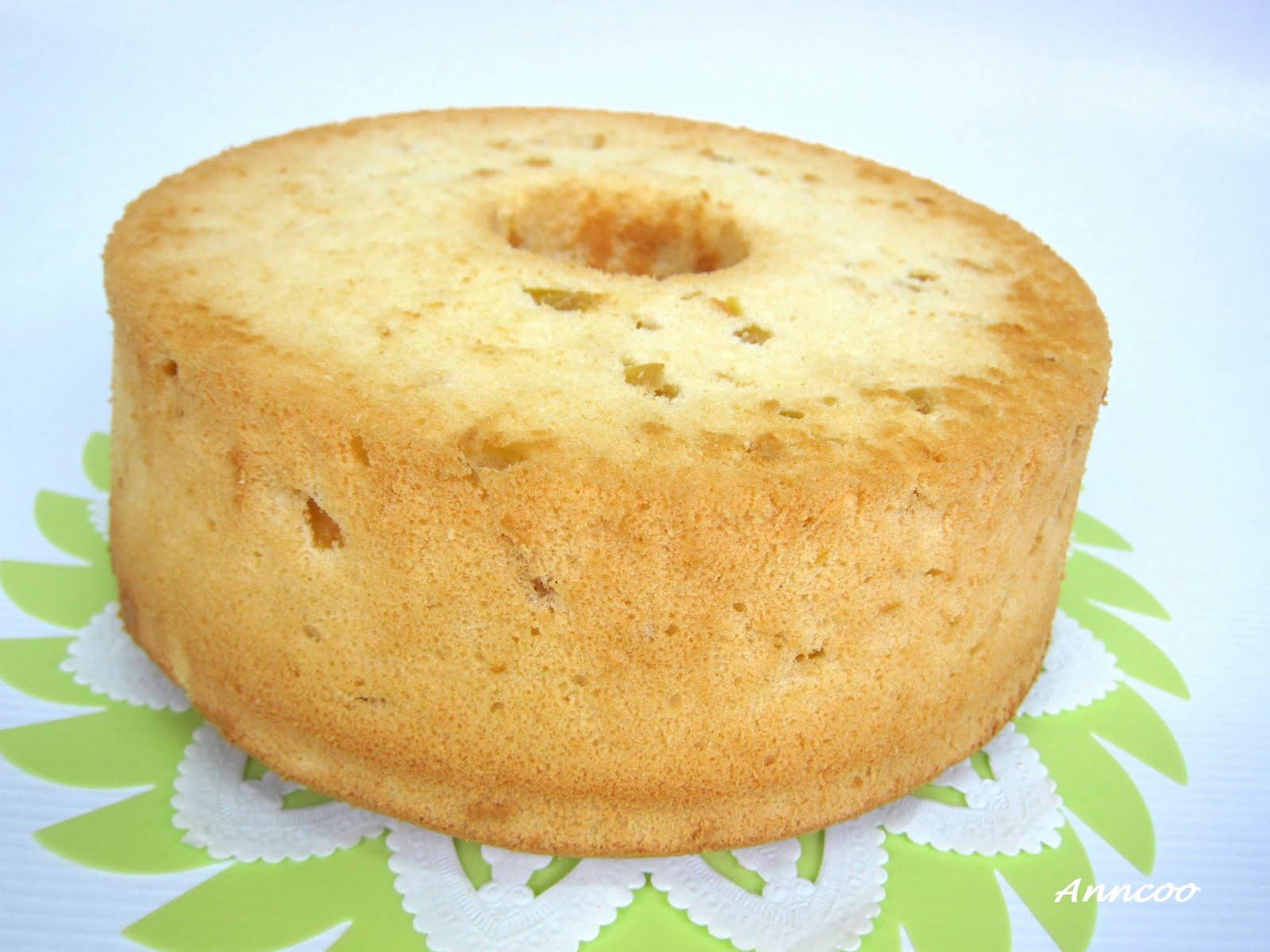 Mango Cake Recipe Singapore
