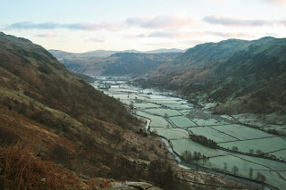 Borrowdale - Lake District