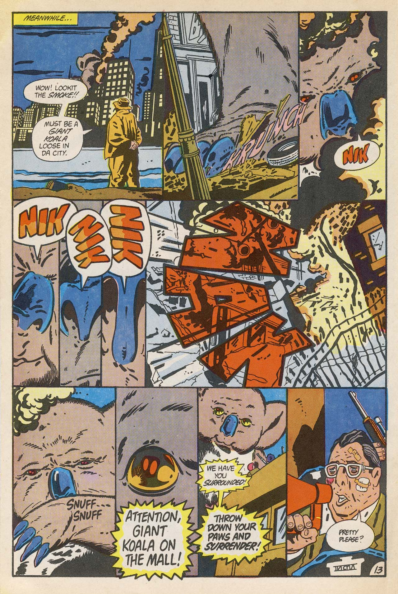 Read online Ambush Bug comic -  Issue #2 - 18