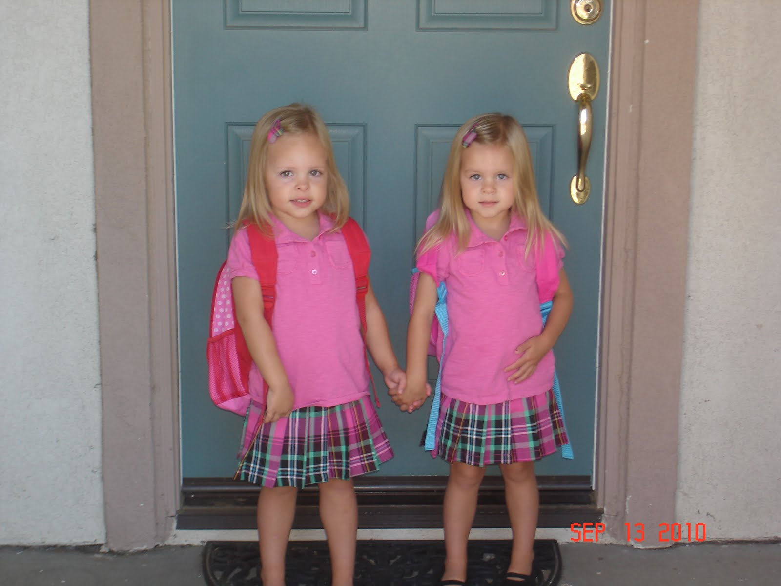 The Wilson Family Journal First Day Of Preschool