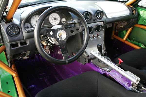Maverik Corner Mx5 Jeff Abbott Formula Drift Miata Nb