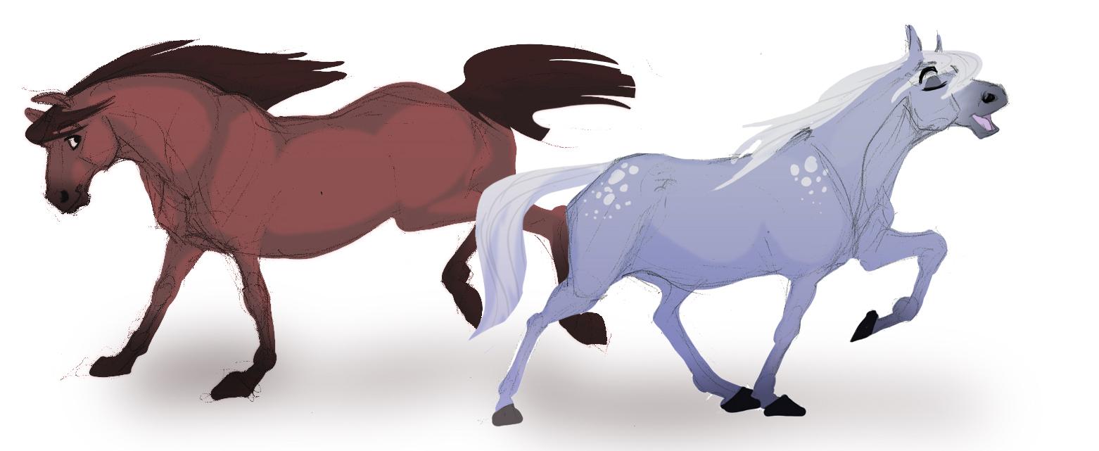 Animal animations that move