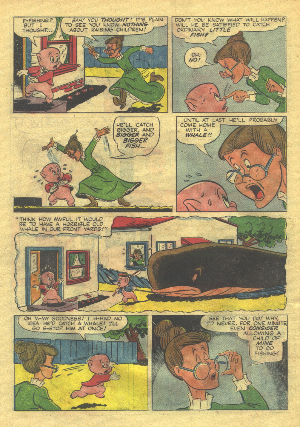 Four Color Comics issue 260 - Page 34