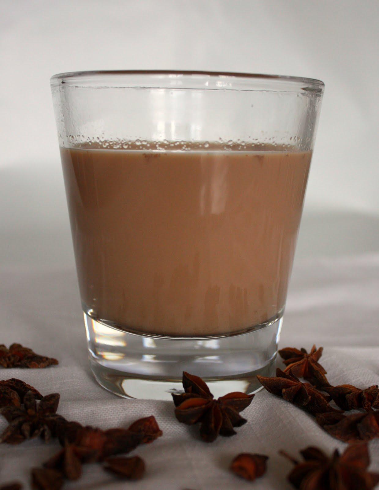 homemade chai