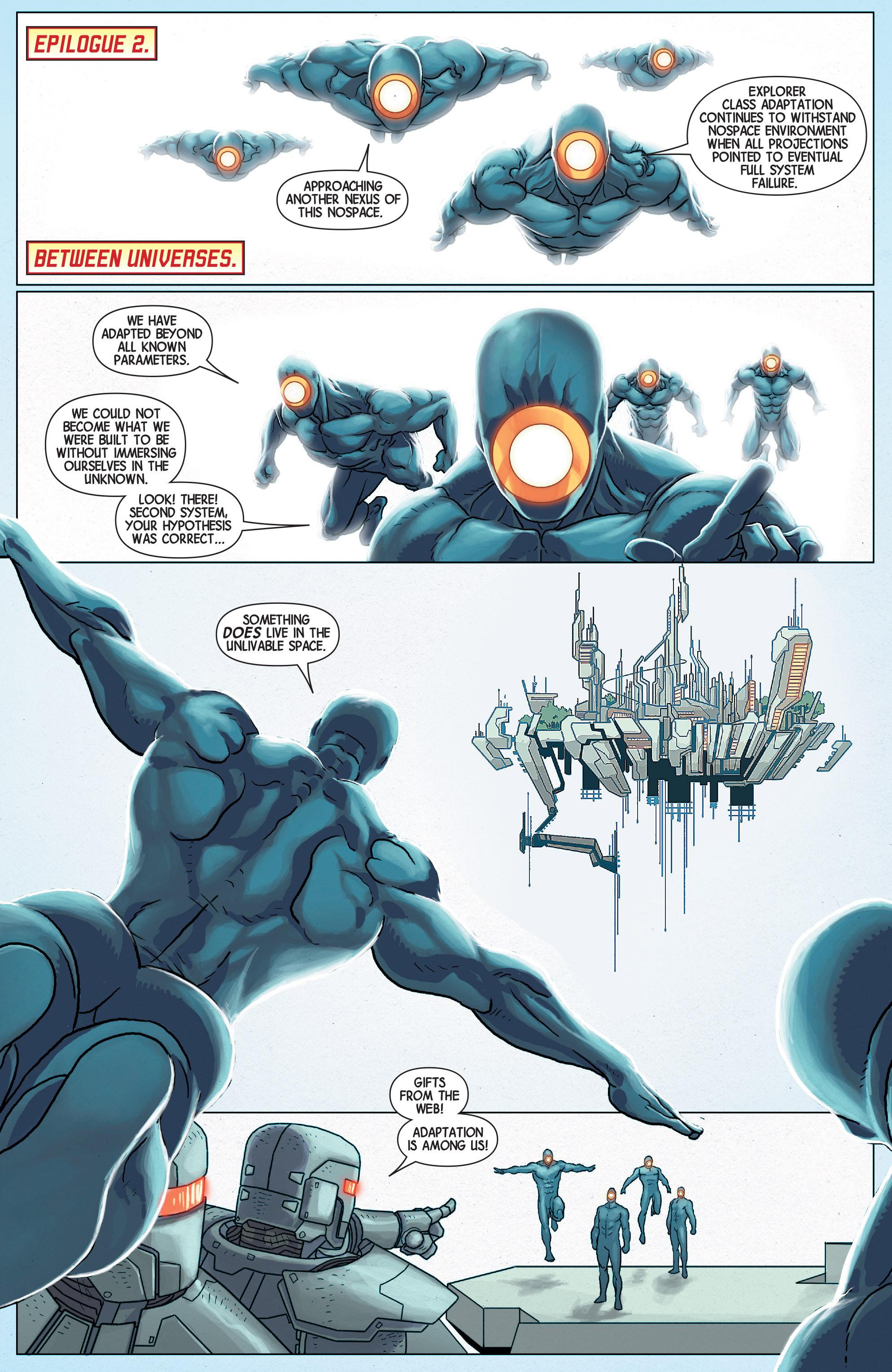 Read online Avengers (2013) comic -  Issue #Avengers (2013) _TPB 5 - 157