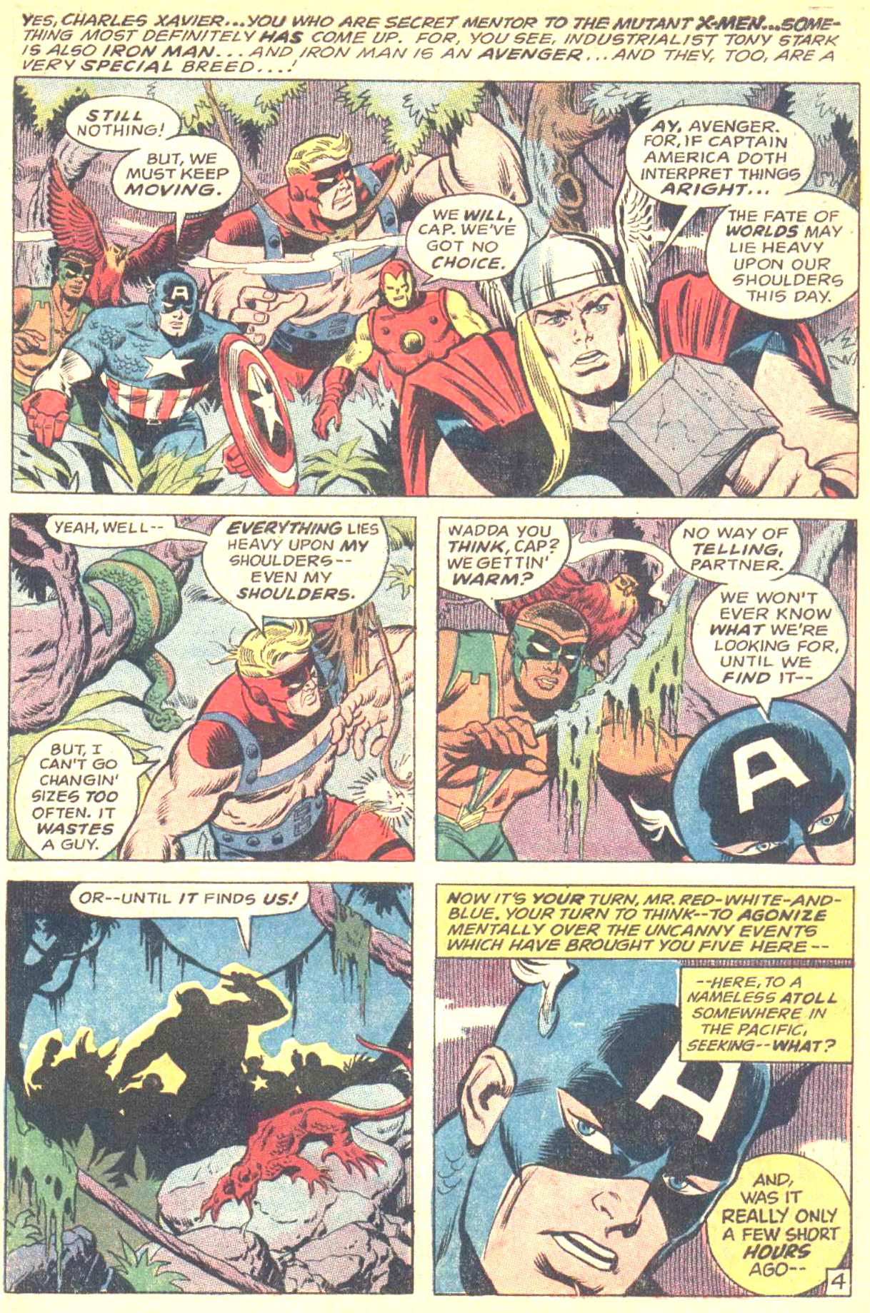 The Avengers (1963) 88 Page 4