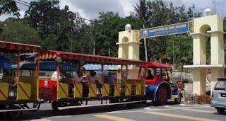 Train/Tram Bukit Melawati