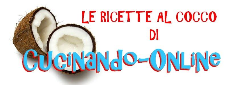 Cucinando online ricette al cocco for Ricette online