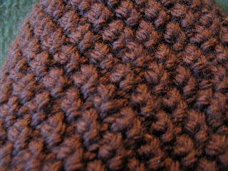 Warmer Than a Witch s Knits  Acorn Baby Hat 80ad706e318
