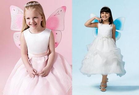 0716b48dc Vestidos para presentacion de 3 años niña - Imagui