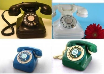 Telefoni Vintage Bibbovintage