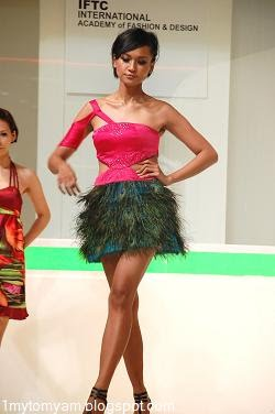 1 Mai Tomyam Best Of Creative Talent On Show At Iftc Graduate Fashion Show Part I