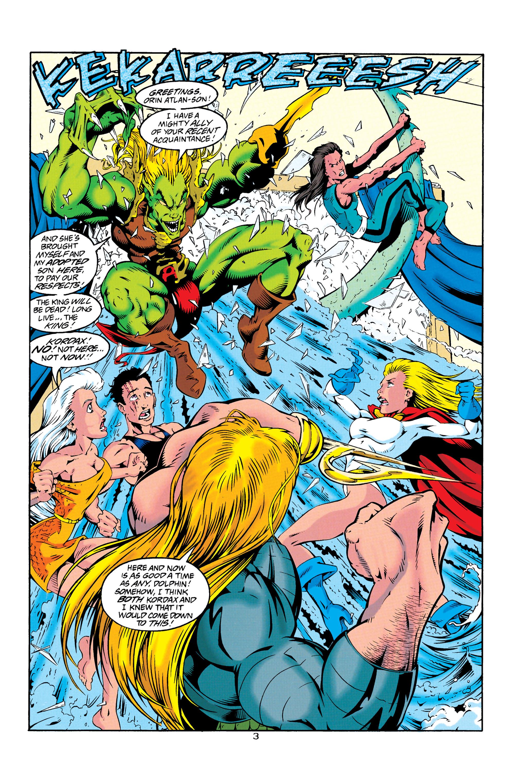 Read online Aquaman (1994) comic -  Issue #25 - 4