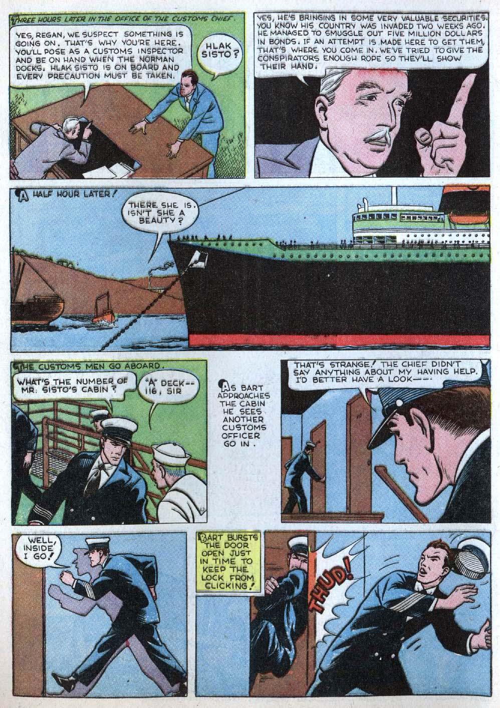Read online Detective Comics (1937) comic -  Issue #43 - 20