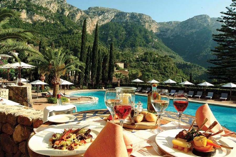 La Residencia in Deia (Mallorca, Spain): Travel Wonders