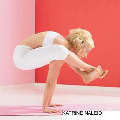 Be Well Gifts Blog: Shoulder Press Yoga Pose