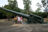 WWII Battery Hearn, Corregidor Island, Philippines