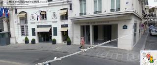 Ariane Dandois rue St Honore 75008 Paris