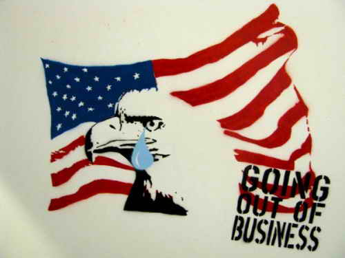 american flag graffiti - photo #23