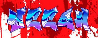 Letter Graffiti Creator : 3D Bombing Fonts Bubble Light | how to