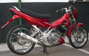 Gambar Modifikasi Motor gambar modifikasi satria fu