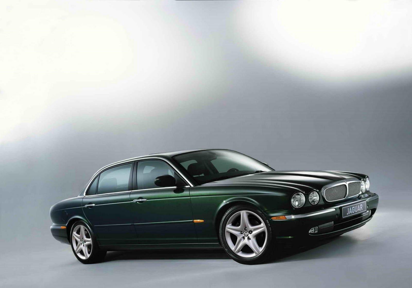 Car Jaguar Xj