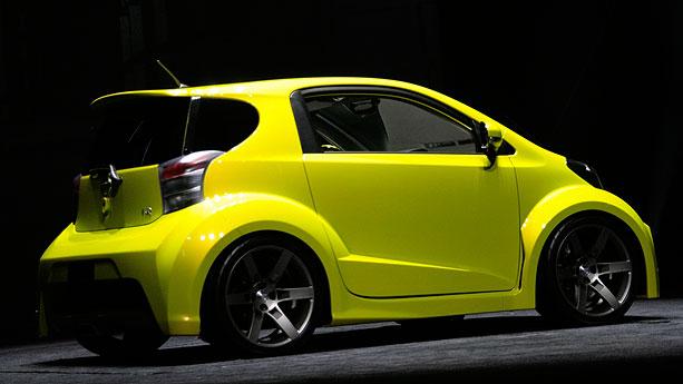 Smart Car Custom Flat Automotive News